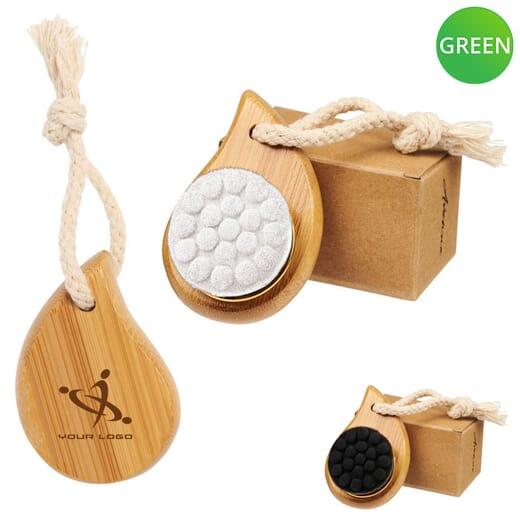 Spazzola per il viso in bambù PLATO