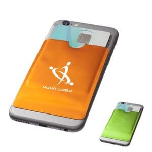 Porta carte per smartphone RFID EXETER