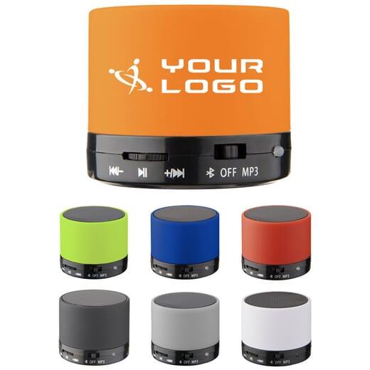 Speaker Bluetooth gommato DUCK