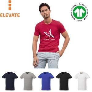 T-shirt in tessuto biologico da uomo BALFOUR