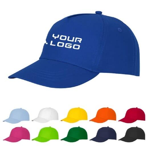 Cappellini pubblicitari FENIKS a 5 pannelli