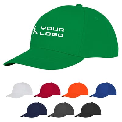 Cappellino a 5 pannelli HADES
