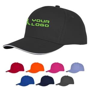 Cappellino a 5 pannelli Ceto