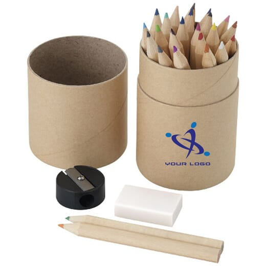 Set matite 26 pezzi WOODBY