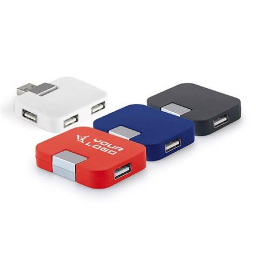 Porte a 4 USB HUB  HELENE