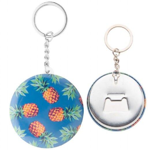 Portachiavi KeyBadge Bottle