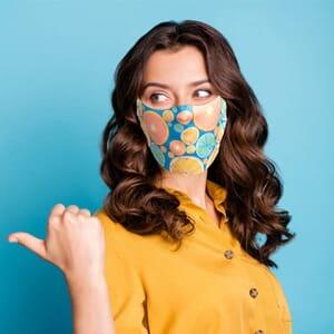 Protezione viso SUBOFACE