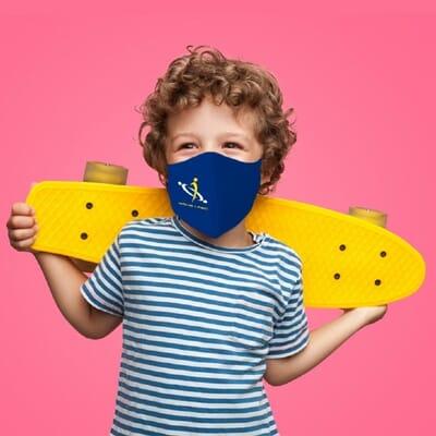 Mascherine Personalizzabili CREAMASK ADJUST KIDS