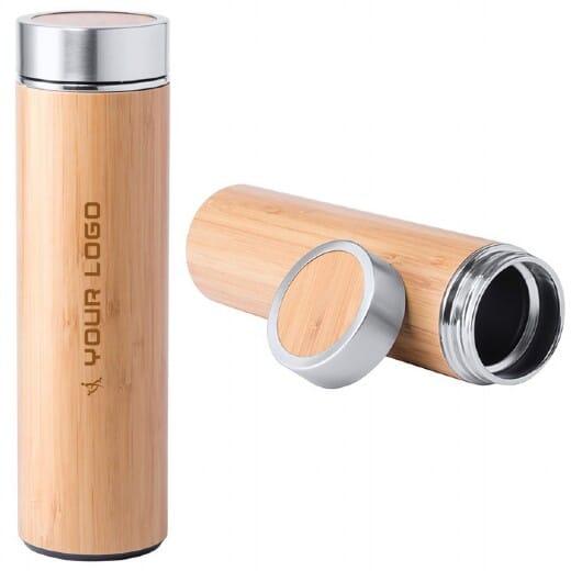 Borraccia in bambù Moltex - 500 ml