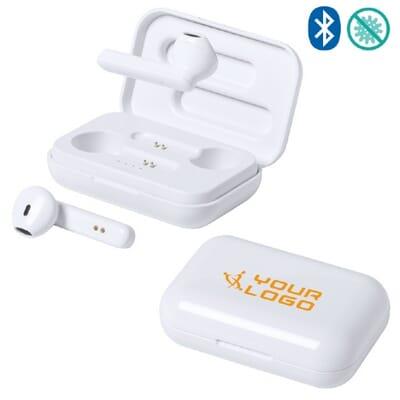 Auricolari Bluetooth antibatterici KIKEY