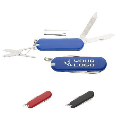 Mini coltello da tasca multifunzione Castilla