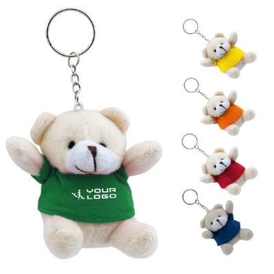 Portachiavi Teddy