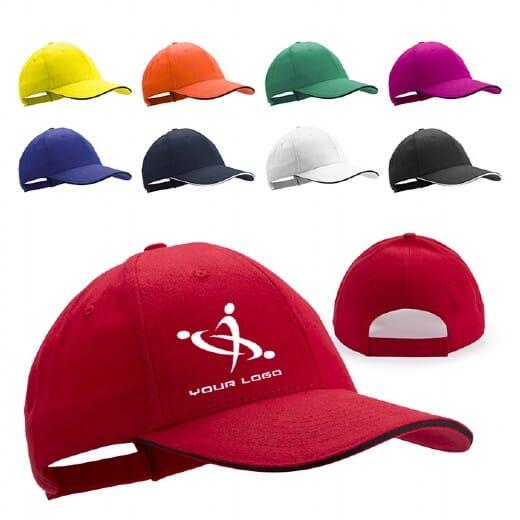 Cappellini pubblicitari RUBEC