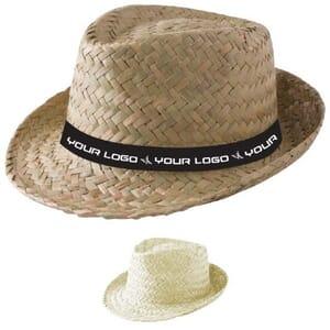 Cappello in paglia ZELIO