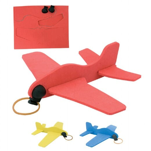Puzzle 3d aereo BARON