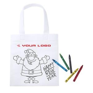 Shopper da colorare WISTICK