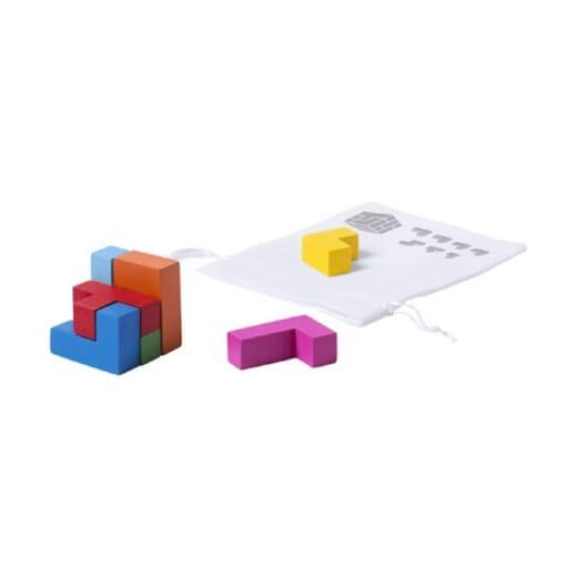 Cubo puzzle JETEX