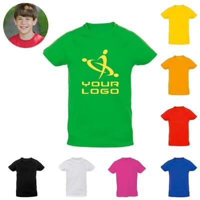 Magliette sportive TECNIC PLUS da bambino