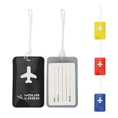 Etichette bagaglio pesronalizzate RANER