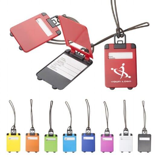 Etichette bagaglio personalizzate GLASGOW