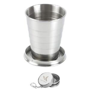 Tazza pieghevole NAUTILUS - 70 ml