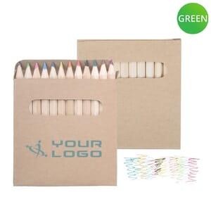 Set di 12 matite colorate LEA
