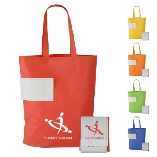 Shopper promozionali pieghevoli BOQUERIA