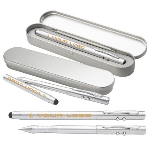 Set penne con puntatore laser PREZI