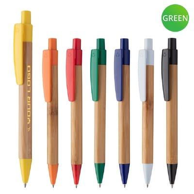 Penne personalizzabili in bambù COLOTHIC