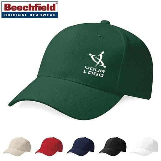 Cappellino Pro-Style Heavy Brushed  - BEECHFIELD