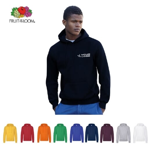 Felpe con cappuccio Fruit Of The Loom Classic Hooded