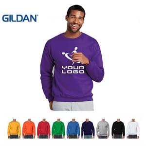 Felpe girocollo Gildan Heavy Blend™