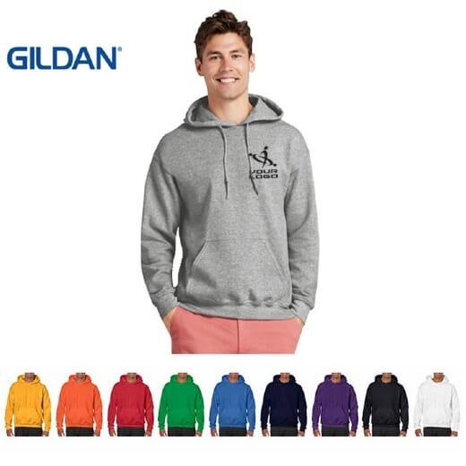 Gildan Heavy Blend felpa con cappuccio