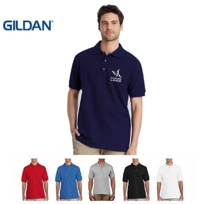 Polo Gildan Ultra Cotton Piquet uomo