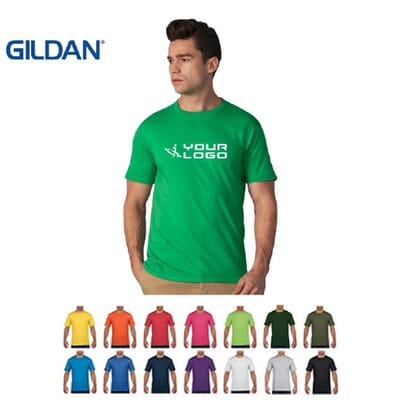 Magliette da uomo Gildan PREMIUM COTTON