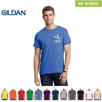 Magliette Gildan SOFT STYLE da uomo