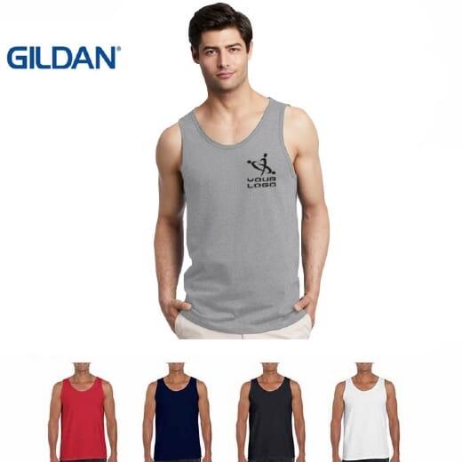 Canottiere uomo Gildan Soft Style™