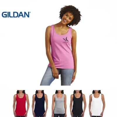 Gildan Soft Style™ canottiera donna