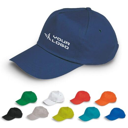 Cappello a 5 pannelli  GLOP CAP