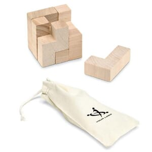 Puzzle in legno in astuccio  TRIKESNATS
