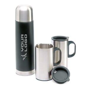 Thermos con 2 tazze ISOSET - 500 ml