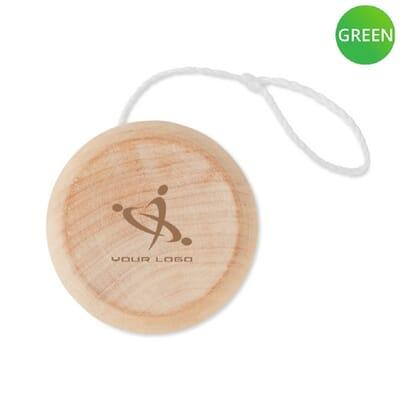Yo-yo in legno   NATUS