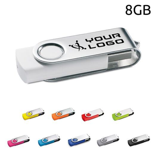 Chiavetta USB TWISTER 8GB