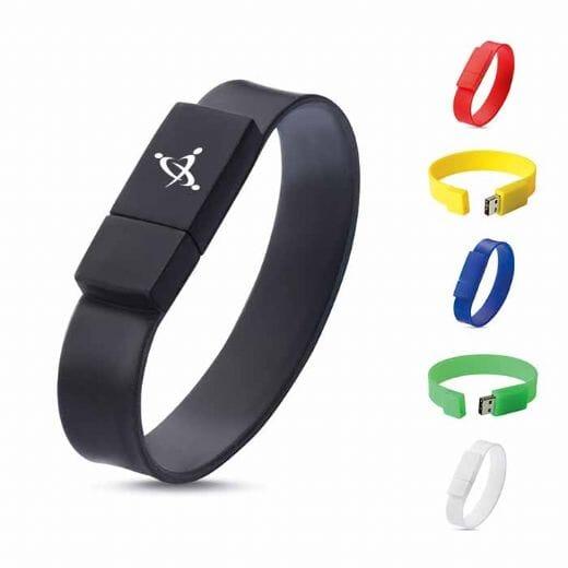 Braccialetto USB Wristflash