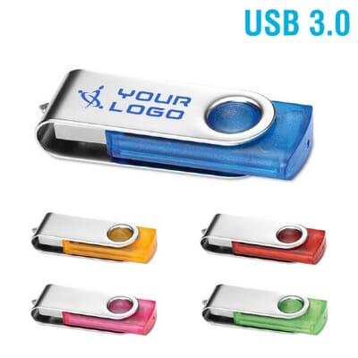 Chiavetta USB TRANSTECH 3.0