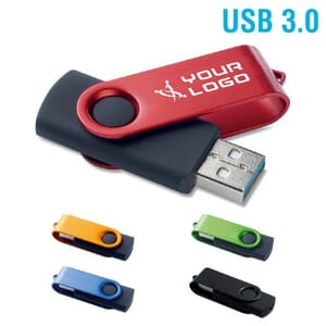 Chiavetta USB TWISTER COLOR 3.0
