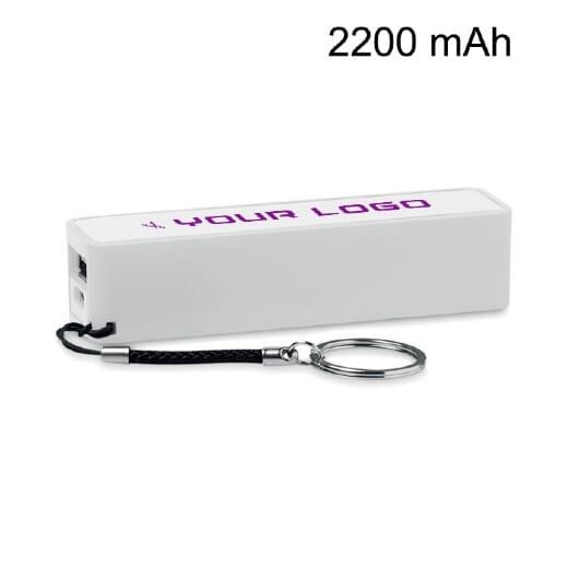 Slim PowerBank 2200 mAh MO POWERMATE