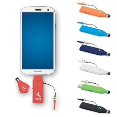 Chiavetta USB Touch Pen - OTG