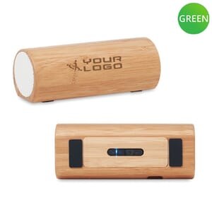 Speaker wireless in bambù SPEAKBOX