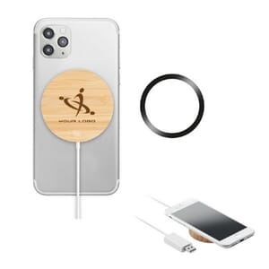Caricabatterie wireless RUNDO MAG